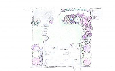 Gartenplanung Natascha